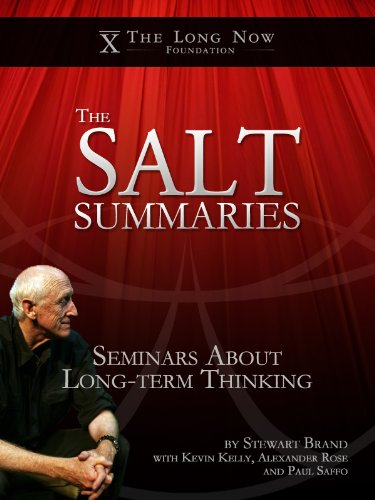 SALT Summaries, Condensed Ideas About Long-term - Brand Idee