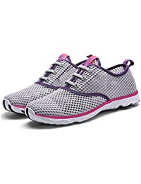 Women Quick Drying Mesh Slip On Water Shoes