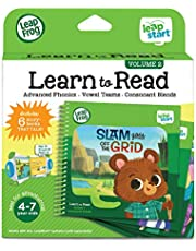 LeapFrog Leapstart Book- Learn to Read - Volume 2 (6 Books included)