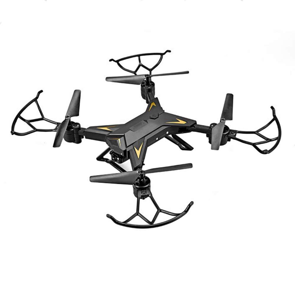 MFWFR Drohne,Drohne HD FPV Kamera,tragbarer RC Drohne,RC Quadcopter,Einfach für steuern,Faltbare Arme,Kopflos-Modus, Höhe- halten-Funktion,3D-Flips Geeignet Anfänger,schwarz,30W schwarz 30W