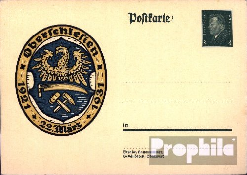 1931 Cover (German Empire P190 Official Postcard 1931 Ebert (documents philatelic covers for collectors))