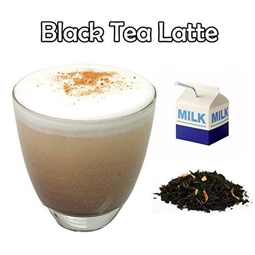 Nokchawon Rich Aroma Black Tea Latte, 15g X 10 Tea Sticks