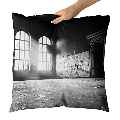 Westlake Art - Room Interior - Decorative Throw Pillow Cushion - Picture Photography Artwork Home Decor Living Room - 16x16 Inch by Westlake Art
