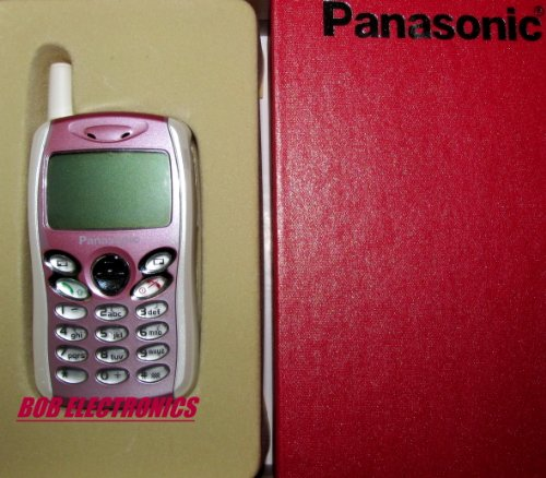 PANASONIC GD55 UNLOCKED SMALLEST CELLPHONE