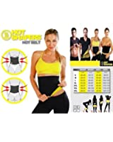 As Seen On TV Women's Neoprene Hot Waist Shaper Belt