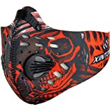 Fashion Style Outdoor Sports Motorcycle Anti Dust Mask Bicycle Cycling Ski Dustproof Half Face Masks Filter