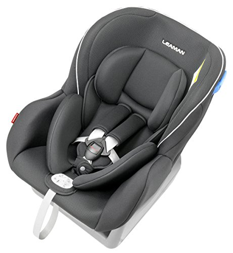 Lehman CF314 associations 3 child seat pure black by Riemann