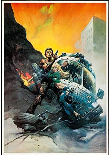 GAUNTLET (1977) Original Authentic Advance Promo Poster - 27