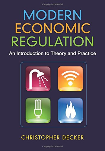 Modern Economic Regulation: An Introduction to Theory and Practice pdf epub