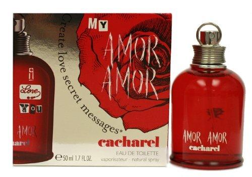 Amor Amor Mandarin Perfume (Cacharel My Amor Amor By Cacharel For Women Eau De Toilette Spray, 1.7-Ounce / 50 Ml)