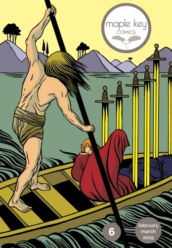 Maple Key Comics: February?March 2015 (Volume 6)