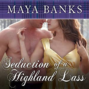 Seduction of a Highland Lass Audiobook