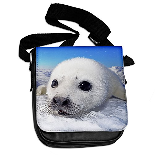 Bag 268 Shoulder Animal Pup Seal wO86Hqx04w