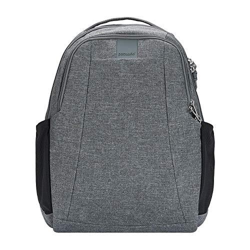 Metrosafe LS350 backpack, Dark Tweed