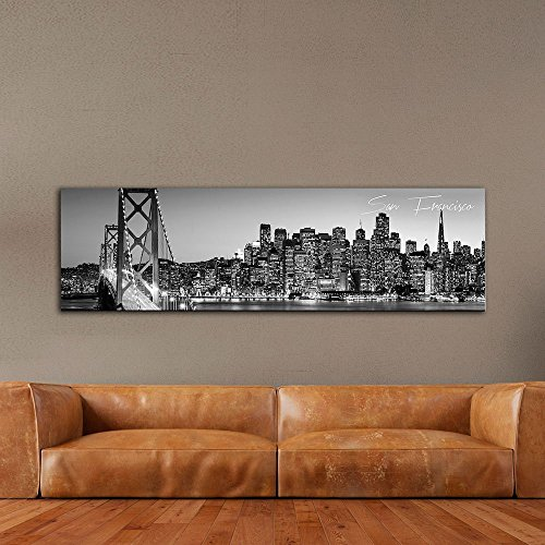 Panoramic Canvas Francisco2 Decoration Photography
