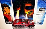 Hot Wheels AcceleRacers Metal Maniacs #5 of 9 - Hollowback CM6 (6 Spoke Silk Version)