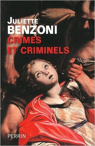 Livres Crimes et criminels pdf, epub