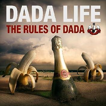 amazon rules of dada dada life r b 音楽