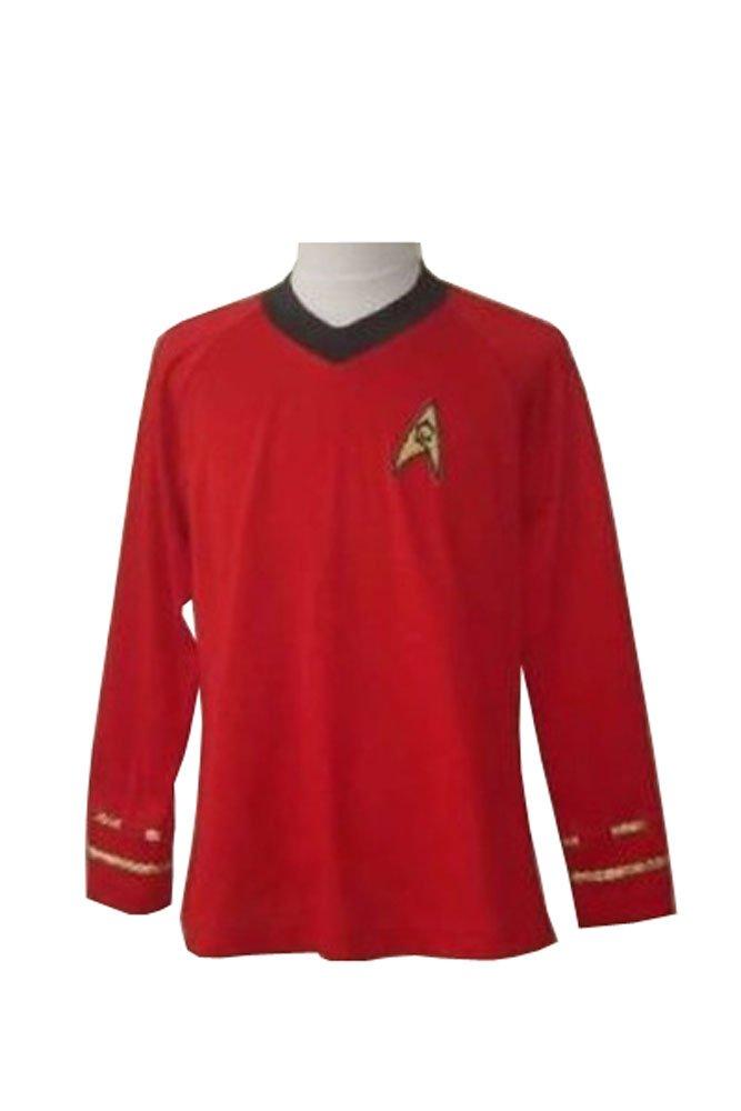 MingoTor Star ROT Hemd Uniform Cosplay Kostüm Maßanfertigung