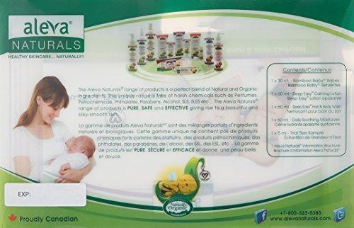 Aleva Naturals Newborn Travel Kit by Aleva Naturals (Image #1)