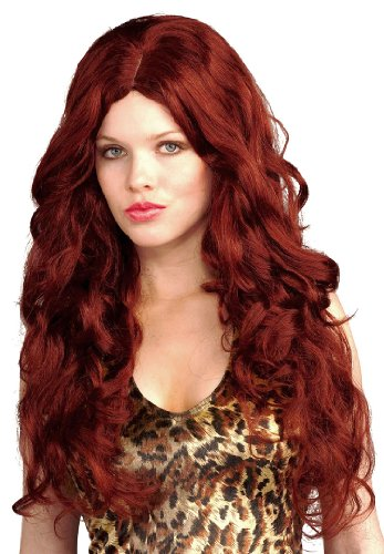 Foxy Red Wig (Foxy Natural Red Wig [Apparel])