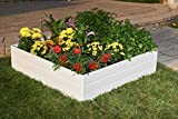"Nuvue Products 26007 Raised Garden Bed, 44.5"" x"