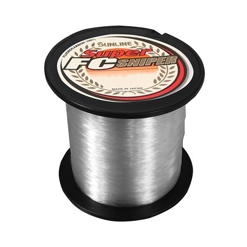 Sunline Super FC Sniper Fluorocarbon Fishing Line (Natural Clear, 16-Pounds/165-Yards)