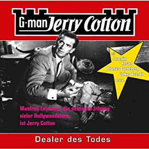 Dealer des Todes (Jerry Cotton 10) Hörspiel