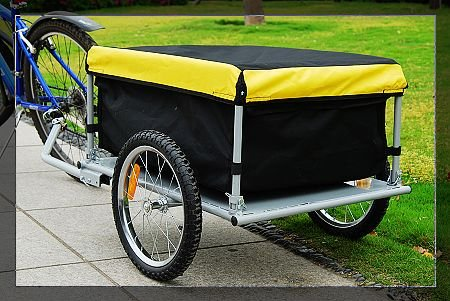 Elite Bike Cargo Trailer