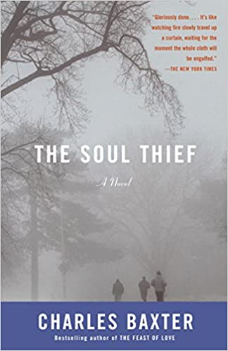 The Soul Thief Amazon Fr Charles Baxter Livres Anglais Et