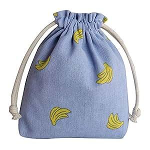 Amazon.com: Wansan Bolsas de cordón de algodón, monedero de ...