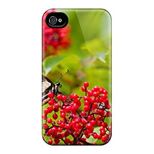 Snap-on Cases Designed For Iphone 6- Fly Fly Butterfly