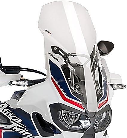 Puig Touring Screen Adjustable 9156H 16 Honda CRF1000L Africa Twin Adventure Sports 18-19