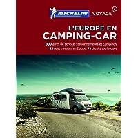 L'Europe en camping-car Michelin