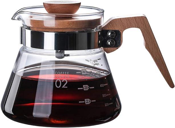 YQQ Cafetera Coffee Pot JarraJarra Regular diseño de la