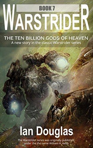 book cover of The Ten Billion Gods of Heaven