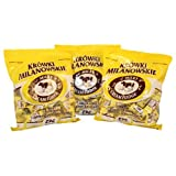 Krowki Milanowskie Milky Cream Fudge (300g/10.6oz) Pack of 3