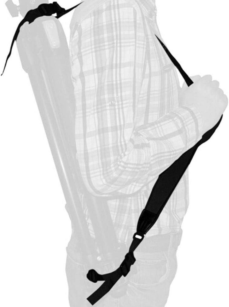 79cm Durable Length JINGZ Nylon Decompression Tripod Strap