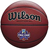 Wilson Sporting Goods NCAA Women's Final Four Mini Replica Basketball, Brown
