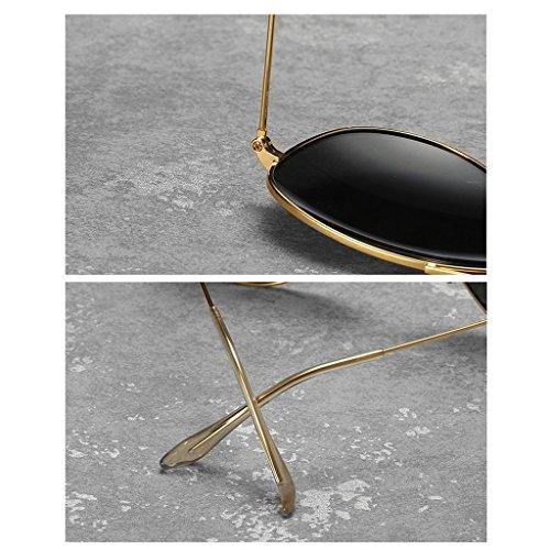 D Protection Soleil Lunettes de Soleil Lunettes Chaude Couleur de Lunettes Mirror Driver Polarizer Mode Fishing Homme HGyanjing de C UV Mirror Mirror pour qnCfIx1Awa