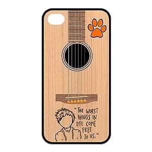 Hip Hop Famous Singer Ed Sheeran Silicon iPhone 5c Case, Best Durable Ed Sheeran iPhone 5c Case