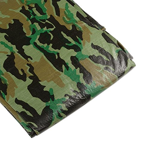 6 by 30-Feet USA 77072 Tarpaulin Camouflage ATE Pro