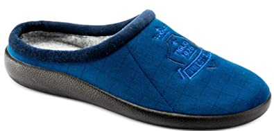 TIGLIO , Herren Hausschuhe Blau blau 40 EU, Blau blau