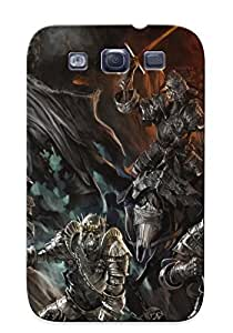Yellowleaf Scratch-free Phone Case For Galaxy S3- Retail Packaging - Army Of The Dead