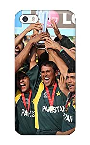 6 4.7 Scratch-proof Protection Case Cover For Iphone/ Hot Pakistan Cricket Phone Case