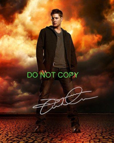 - Jensen Ackles reprint signed autographed photo #2 Days of Our Lives Supernatural