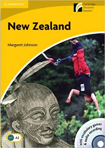 New Zealand Level 2 Elementary/Lower-intermediate American English Book with CD-ROM and Audio CD Pack (Cambridge Discovery Readers)