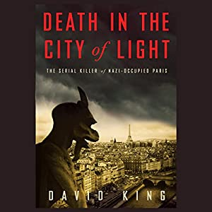 Death in the City of Light Hörbuch