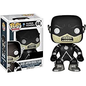 Figura POP Vinyl Black Lantern Flash Oscuro