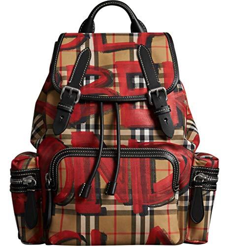 Burberry Red Handbag - 8